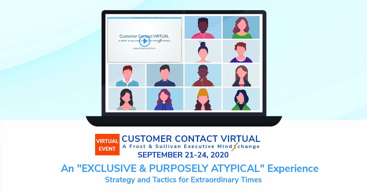 Customer Contact Virtual Event