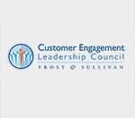 Customer Engagement Leadership Logo