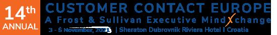 Customer Contact Europe November