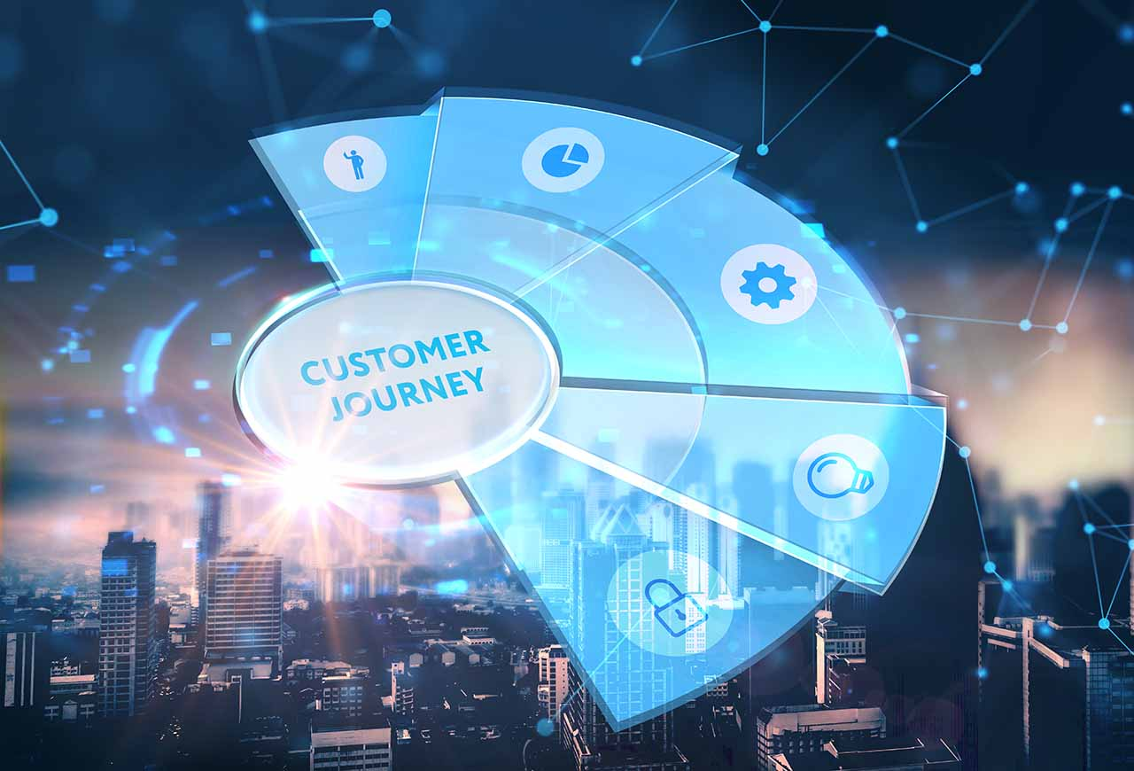 Create a Customer Journey