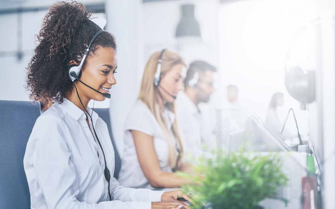 Leading Exhausted Customer Contact Workers